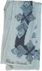 Elodie Bamboe Hydrofiele doek Everest Feathers 80 x 80 cm