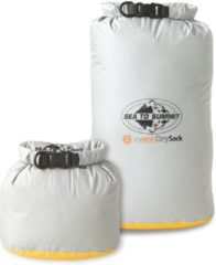 Sea to Summit eVac eVent® Dry Sack Waterdichte zak - 35L - Grijs/oranje
