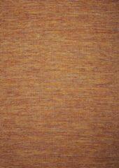 Disena Oranje vloerkleed - 200x290 cm - Effen - Modern