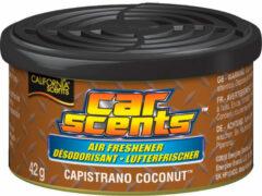 Universeel California Scents Luchtverfrisser - Capistrano Coconut - Blikje 42gr