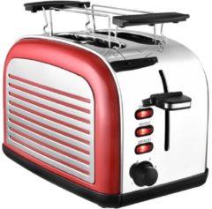Team-Kalorik Toaster TKG TO 2500 R, für 2 Scheiben, 1050 Watt