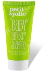 Petit & Jolie Baby Shampoo Hair & Body Mini (50ml)