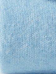 2-delige set hoeslakens Webschatz duifblauw