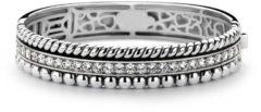 Ti Sento Milano Ti Sento-Milano 2776ZI Armband Bangle met zirconia zilver 60 mm
