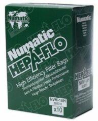 Numatic NVM1AH Hepa stofzuigerzakken 6040114
