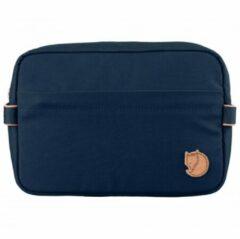 Blauwe Fjällräven - Travel Toiletry Bag - Toilettas maat 3 l blauw