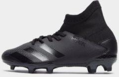 Adidas Predator 20.3 FG Sportschoenen - Maat 36 2/3 - Unisex - zwart