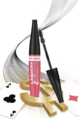 Zwarte Miss Sporty Lash Millionaire All-in-One False Lashes Mascara - 002 Black - Mascara