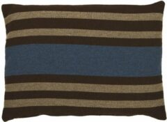 Blauwe FS Home Collections Basic Stripe