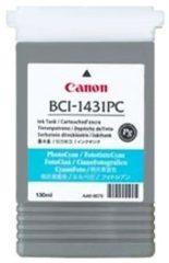 Cartuccia d'Inchiostro Canon BCI-1431PC - W6400, ImagePROGRAF W6200 - Ciano Foto