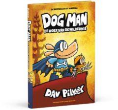 Gele Boek Dog Man De Woef Van De Wildernis Deel 6