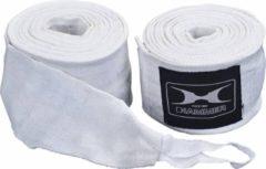 Hammer Boxing Bandages - per Paar - 4,5 meter - wit