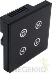 Zwarte Vellight Velleman Gekleurde led strip multifunctionele touch led-controller/dimmer