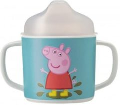 Kinderbeker Peppa Pig 160ml met anti-slip