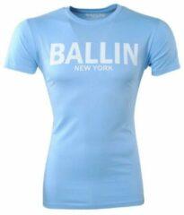 Blauwe Ballin Heren T-shirt Maat S