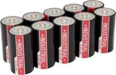 Ansmann Industrial industriële batterij C (baby) Alkaline (Alkali-mangaan) 1.5 V 10 stuks