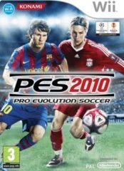 Konami Pro Evolution Soccer 2010 (PES 2010)