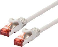 LOGON TCF66F030I netwerkkabel 3 m Cat6a F/UTP (FTP) Ivoor