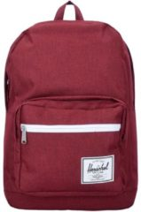Pop Quiz 17 Backpack Rucksack 45 cm Laptopfach Herschel winetasting crosshatch