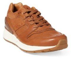 Sneaker Train 100 in vitello