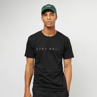 Urban Classics Heren Tshirt -XS- Fuck This Zwart