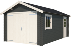 Outdoor Life Products Outdoor Life | Garage Dillon | Carbon Grey | 560x320 cm