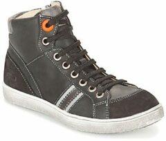 Zwarte Hoge Sneakers GBB ANGELO