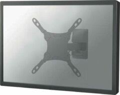 NeoMounts NewStar NM-W115BLACK - draai- en kantelbare wandsteun - geschikt voor televisies van 10 t/m 30 inch - Zwart