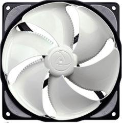 NoiseBlocker NB-eLoop B12-P PC-ventilator Wit, Zwart (b x h x d) 120 x 120 x 25 mm