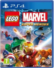 Warner Bros LEGO: Marvel Super Heroes PS4 (1000436982)