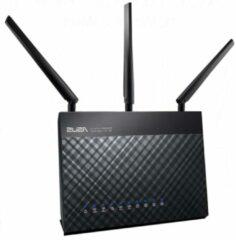 ASUS DSL-AC68U ADSL2+ Wi-Fi Ethernet LAN Dual-band Zwart