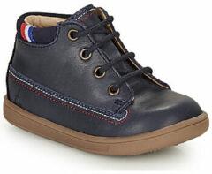 Blauwe Hoge Sneakers GBB FRANCETTE