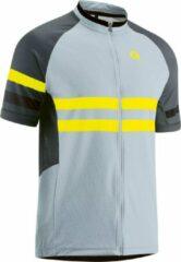 Gonso fietsshirt Boval heren polyester lichtblauw maat 3XL