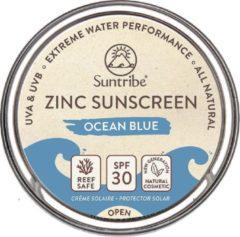 Sun Tribe Suntribe Face & Sport (SPF 30) - 45 G Blue