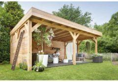 Woodvision Douglasvision | Buitenverblijf 605 x 450 met wanden