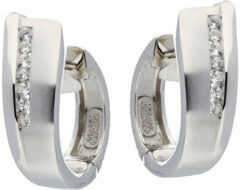 Elegance Zilveren Oorbellen met zirconia 107.6206.00
