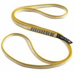 Black Diamond - Dynex Runner 10 mm - Ronde slinge maat 60 cm, oranje/beige/wit/grijs