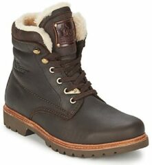 Panama Jack Aviator Donkerbruine Boots