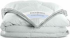 Excellence Memo-Fresh 4-Seizoenen Dekbed - Litsjumeaux - 240x220 cm - Wit