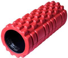 Rode Christofeit Sport CHRISTOPEIT SPORT® massagerol, rood