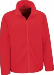 Senvi Fleece Vest - Warm en Lichtgewicht - Kleur Rood - S