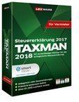 Lexware TAXMAN 2018 für Vermieter - Box-Pack - 1 Benutzer