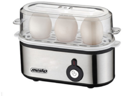 Mesko Eierkoker Voor 3 Eieren - MS 4485