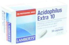 Lamberts Acidophilus Extra 10 30 Vegacaps