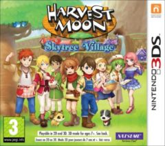 Rising Star Harvest Moon Skytree Village 3DS Game