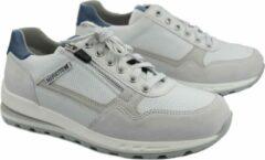Mephisto BRADLEY Heren Sneaker - Gebroken Wit - Maat 38.5