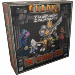 Renegade Game Studios Clank! Legacy: Acquisitions Incorporated The C-Team Pack