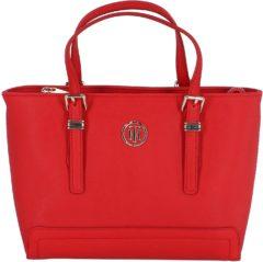 Rode Tommy Hilfiger Honey handtas met verstelbare schouderriem