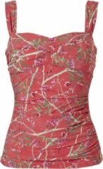 Ten Cate TC WOW tankini top 20210 flower garden-42