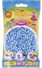 Hama beads Hama strijkkralen - licht blauw - 1000-delig